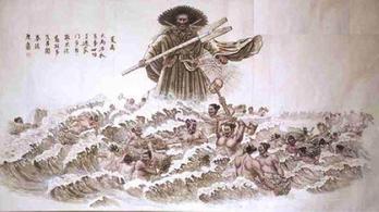Tényleg megtörténhetett a legendás kínai nagy árvíz