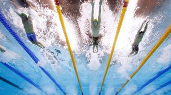 A medencének (is) köszönhető a sok úszórekord