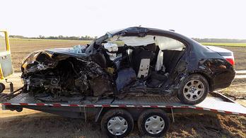 Ketten meghaltak egy balesetben Mosonmagyaróvárnál