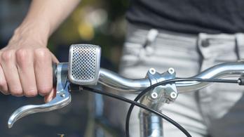 A magyarok újra feltalálták a biciklicsengőt