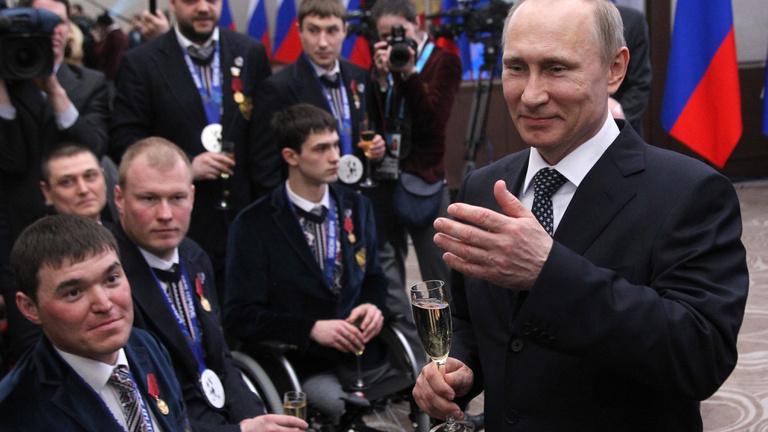 Hivatalos: az összes oroszt kizárták a paralimpiáról