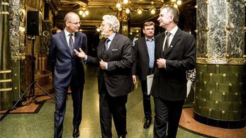 A megújult Zeneakadémiát méltatta Plácido Domingo