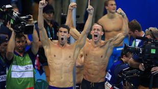 Ezekért a felsőtestekért érdemes nézni az olimpiát