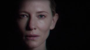 Cate Blanchettet teszi felismerhetetlenné a Massive Attack az új klipjében
