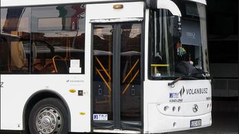 Kidobja a kínai buszokat vonalairól a Volánbusz