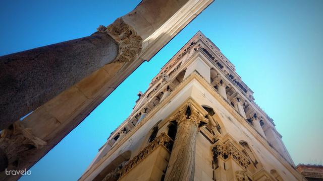 Split, Diocletianus palotája