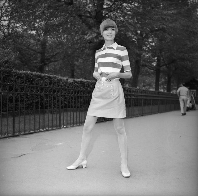 Így nézett ki egy francia fiatal a 60-as években.