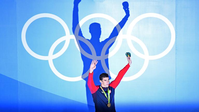 2168 éves rekordot állított be Phelps