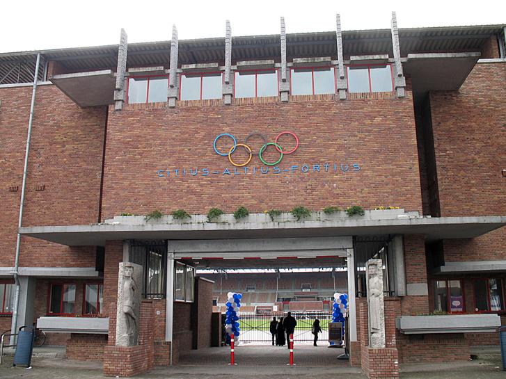 amszterdam olimpiai stadion