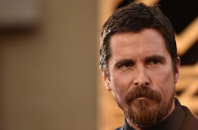 1. Christian Bale melyik filmje kapta a legtöbb százalékot?