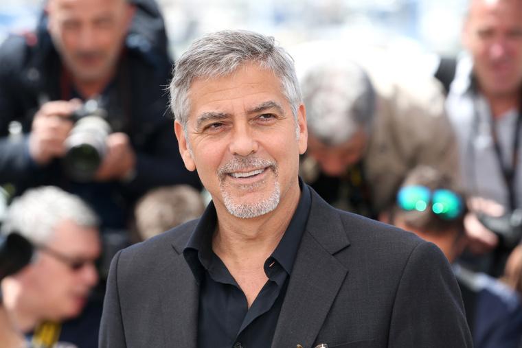 7. George Clooney melyik filmje kapta a legtöbb százalékot?