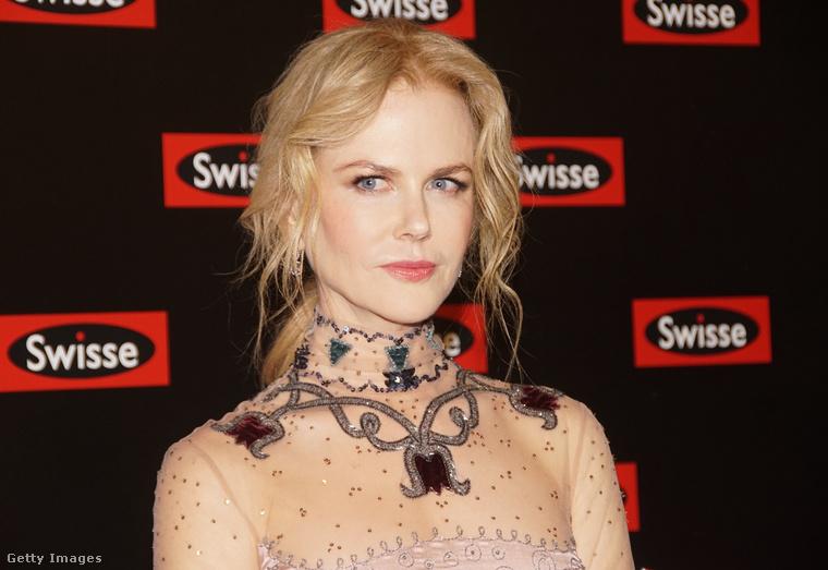 10. Nicole Kidman melyik filmje kapta a legtöbb százalékot?