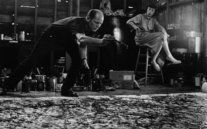 Jackson Pollock munkában