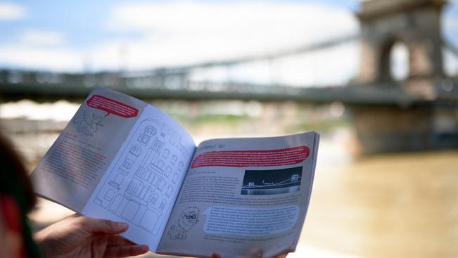 Ingyenes térkép Budapest titkairól családi felfedezésekhez