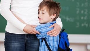 Iskolába megy a gyerek! Mit mondjak neki?