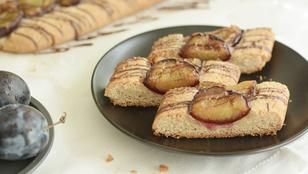 Pénteki süti: szilvás-fahéjas marcipánkenyér