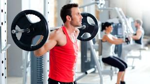 5 jel, hogy túlzásba viszi a sportolást