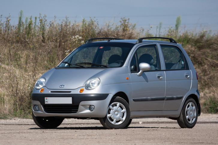 Alapja a Daewoo Tico, aminek alapja a Suzuki Alto, '88-ból