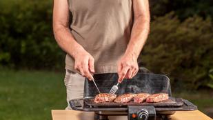 Valóban rákot lehet kapni az odaégett grillhústól?