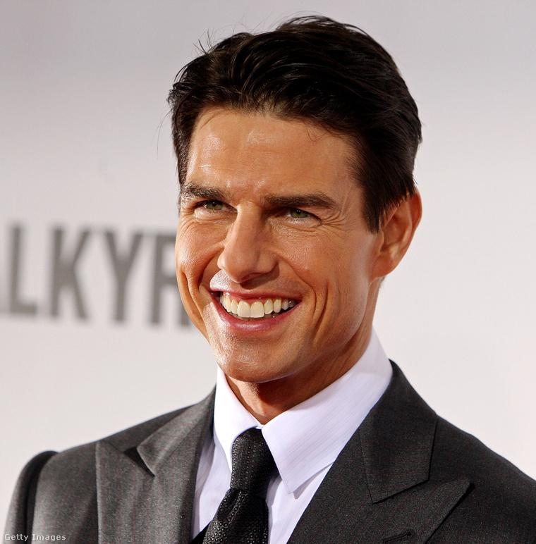 Volt már egy Tom Cruise, de most nézze meg ezt is! Viasz vagy igazi?