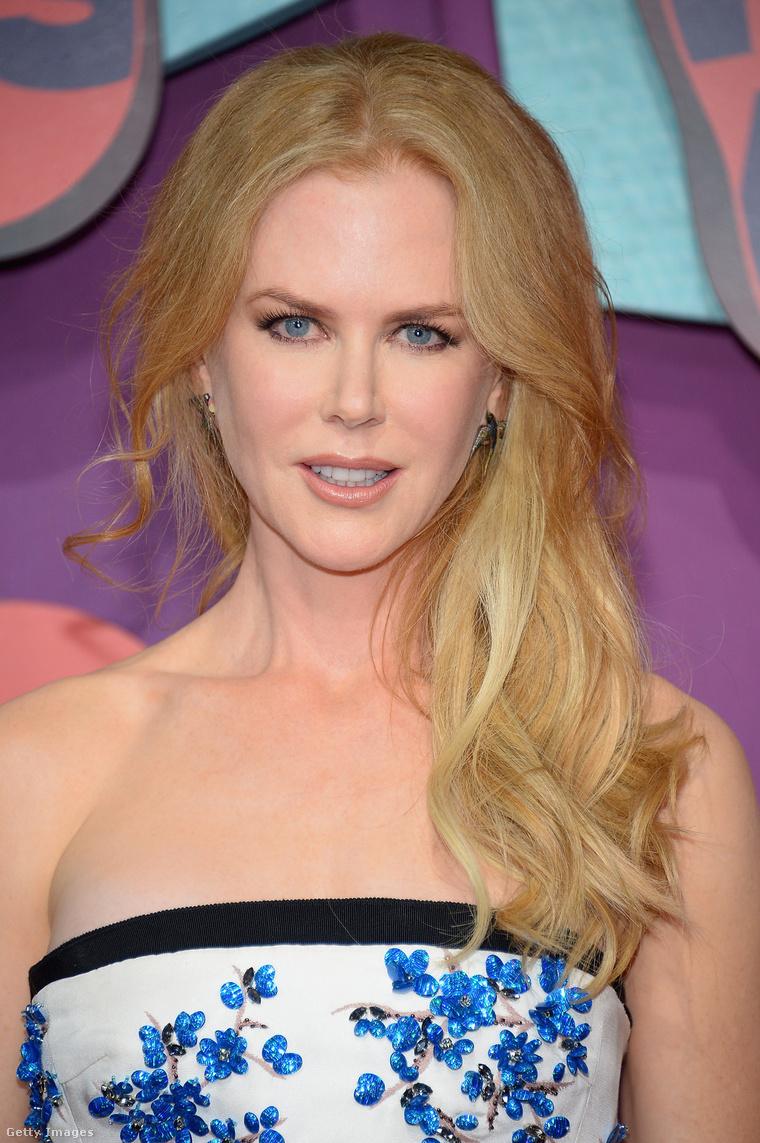 Ez most az igazi vagy a viasz Nicole Kidman?