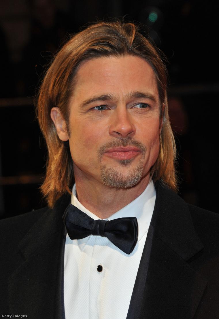 Jó ez menni fog! Viasz Brad Pitt, vagy igazi Brad Pitt?