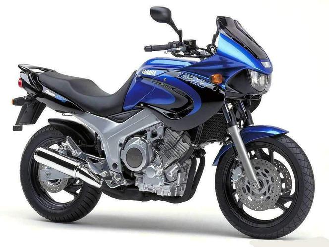 Yamaha TDM850 - a negyedik opció