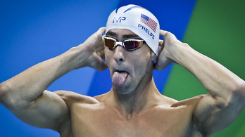 Phelps egy fehér cápa ellen versenyzik majd