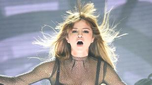 Selena Gomez beszólt Justin Biebernek: Üdv az interneten, te kis zöldfülű