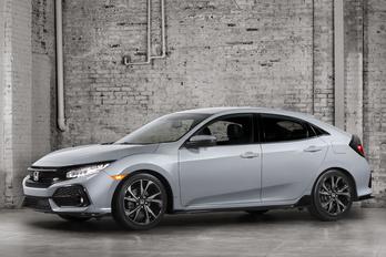 Megmutatták az új ötajtós Honda Civicet