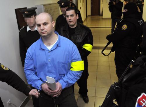 Branislav a Kassai Járásbíróságon