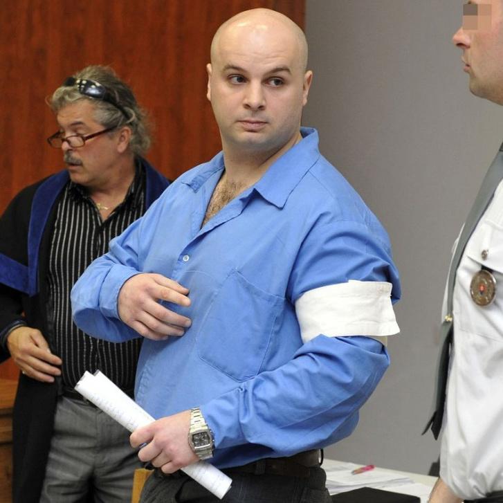 Branislav Adamčo a márciusi tárgyaláson