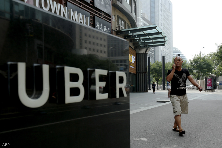 Kínában nem tettek nekik keresztbe, mégis hatalmasat bukott az Uber.