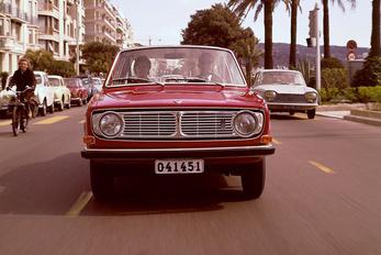 Ötven éves a kocka-Volvo