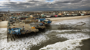 Ez lehet a legerősebb hurrikánszezon Sandy óta