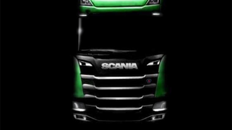 Lebukott az új Scania