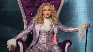 Találja ki a kép alapján, hogy hány éves lett ma Madonna