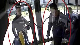 Két férfiból kijött az agresszív a 214-es buszon