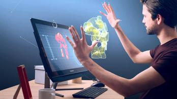 Összemossa a virtuális világot és valóságot az Intel