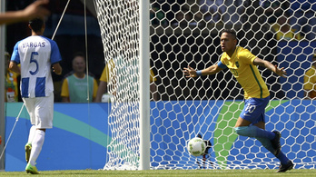 Neymaré az olimpiák leggyorsabb gólja, Brazília visszavághat 2014-ért