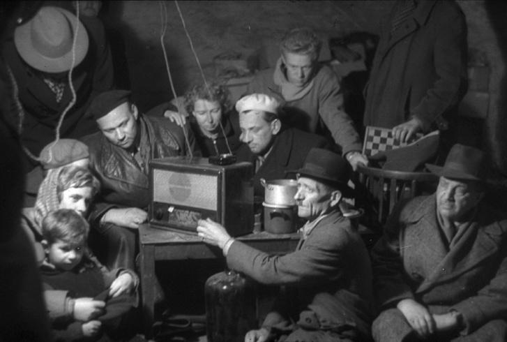 Élet egy budapesti pincében a forradalom idején