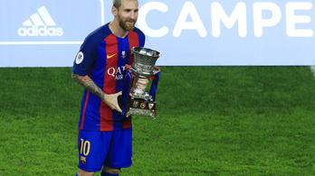 Messi-fejes, Arda-dupla és klasszisgól: a Barcáé a Spanyol Szuperkupa