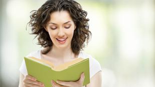 Olvasson könyvet, éljen tovább!