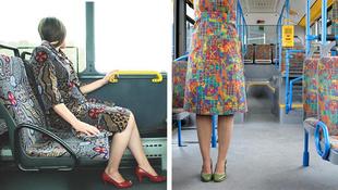 Miért is ne öltözhetne 7-es busznak?
