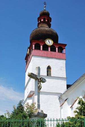 Katolikus templom - Tolcsva