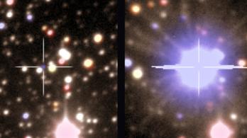 Nagyon ritka nóvát figyelhettek meg a csillagászok