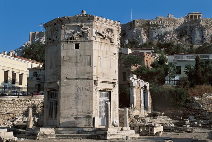 A Szelek tornya Athénban