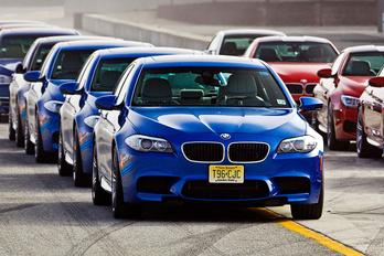 Törhet a nagy M-es BMW-k kardánja
