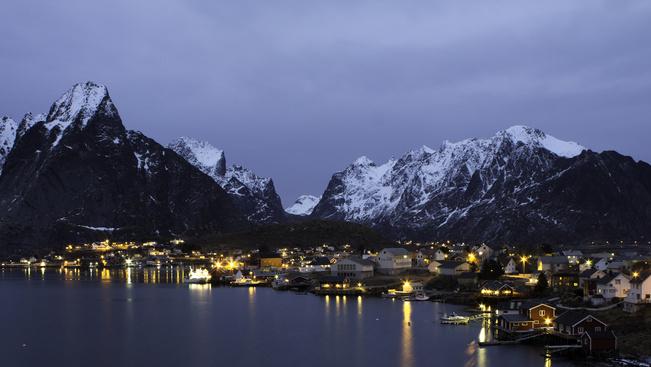 Nincs Norvégiánál boldogabb ország