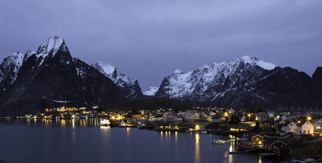 Norvégia, Lofoten